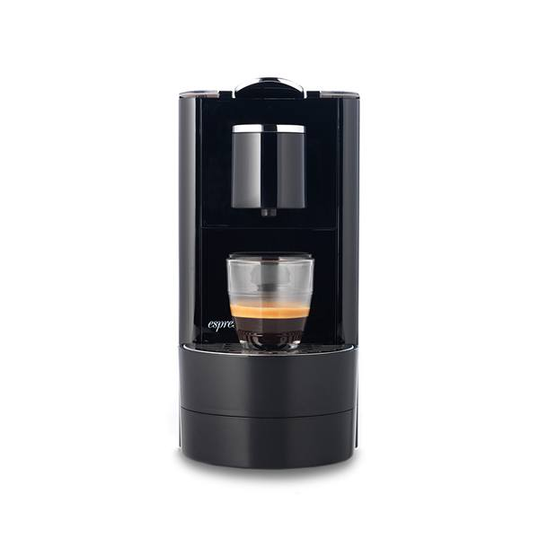 Capino Coffee Capsule Machine Black