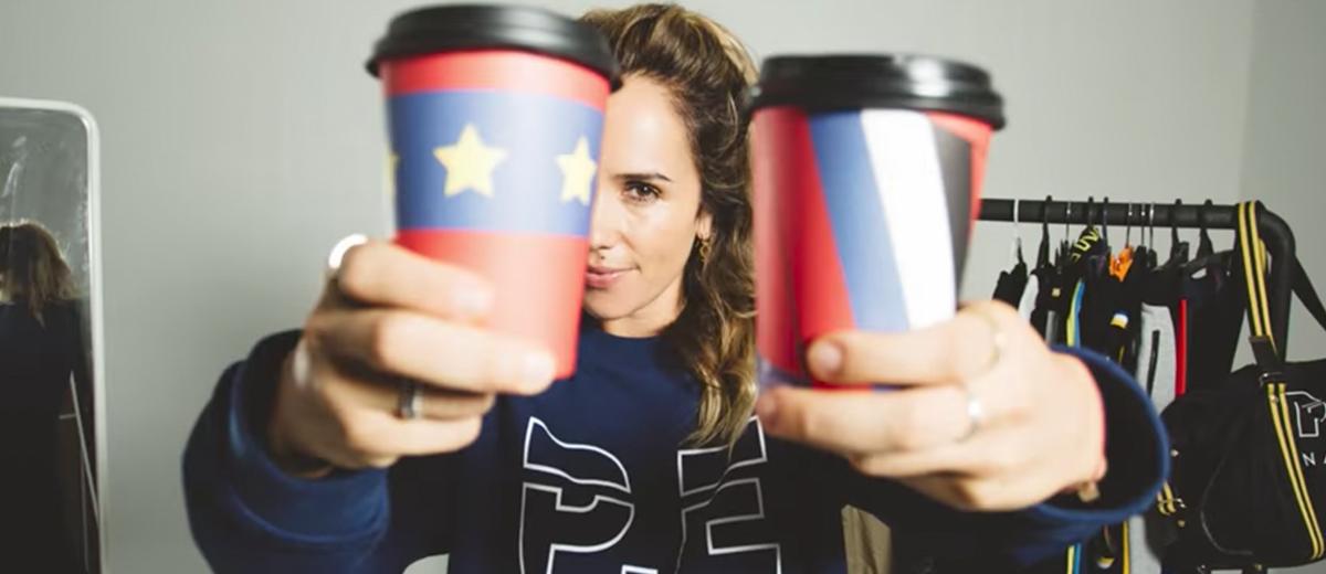 Vittoria Coffee x P.E. Nation - The Interview