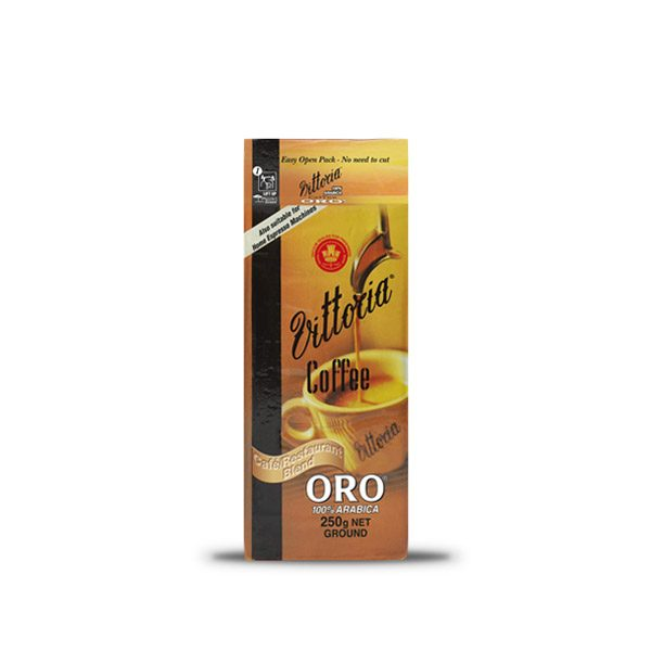 Oro Ground Coffee 250g