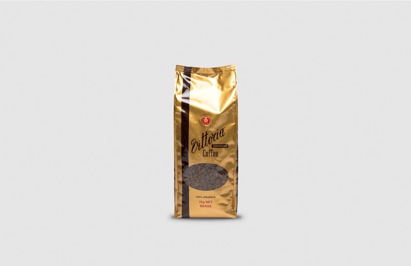 Vittoria Coffee Espresso coffee beans