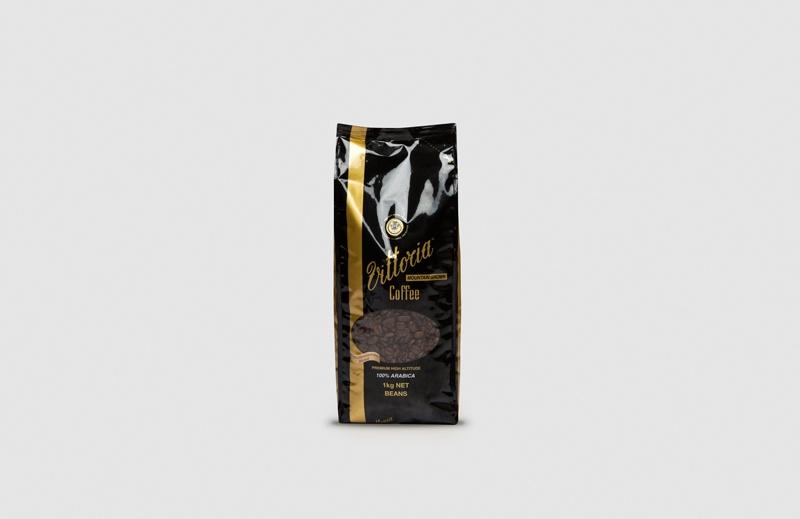 Vittoria Coffee Mountain Grown coffee beans