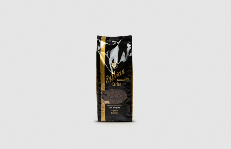 Vittoria Coffee Mountain Grown coffee beans