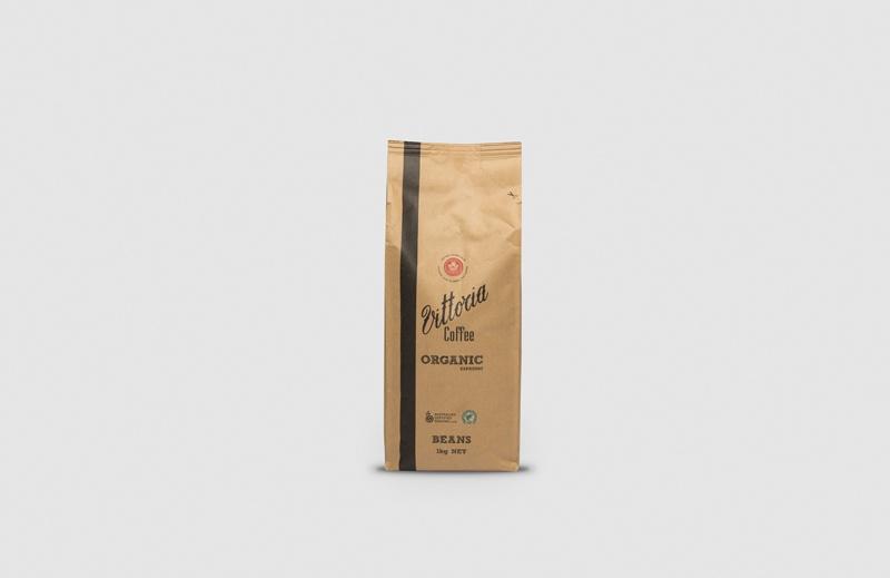Vittoria Coffee Organic coffee beans