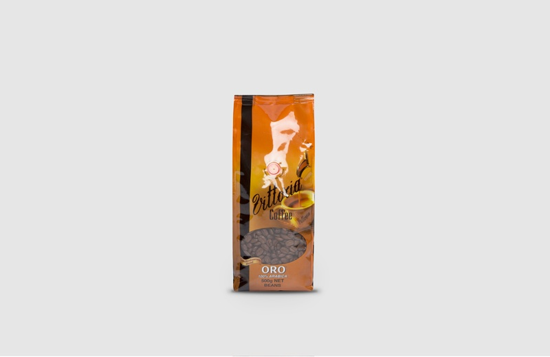 Vittoria Coffee Oro coffee beans