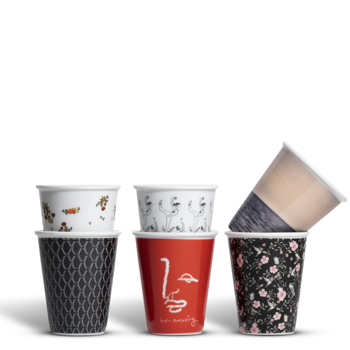 2019 Fashion Series Latte Set