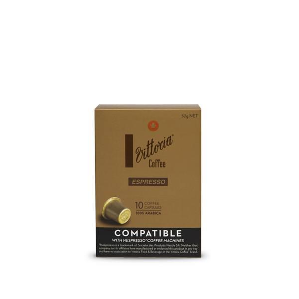 Espresso Compatible Capsules