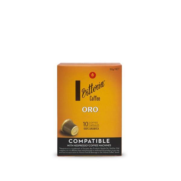 Oro Compatible Capsules