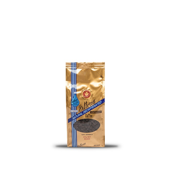 Decaffeinated 200g Beans