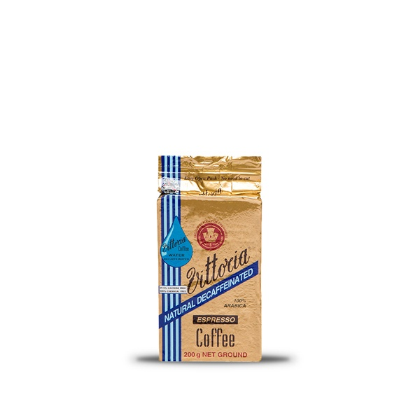 Decaffeinated Ground Coffee 200g