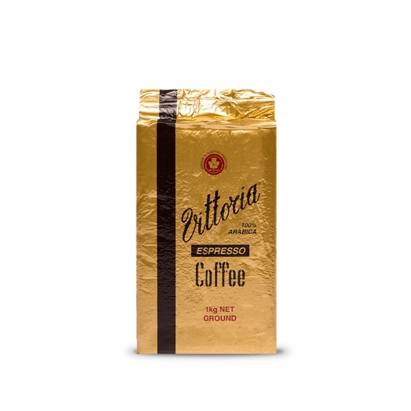 Espresso Ground Coffee 1kg