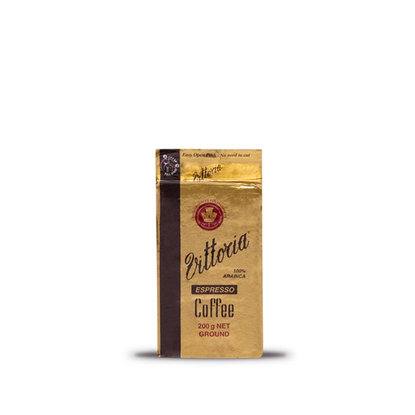 Espresso Ground Coffee 200g