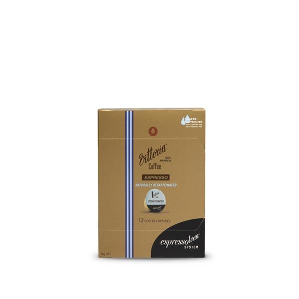 Decaffeinated Coffee Capsules Espressotoria