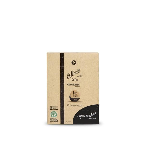 Organic Coffee Capsules Espressotoria