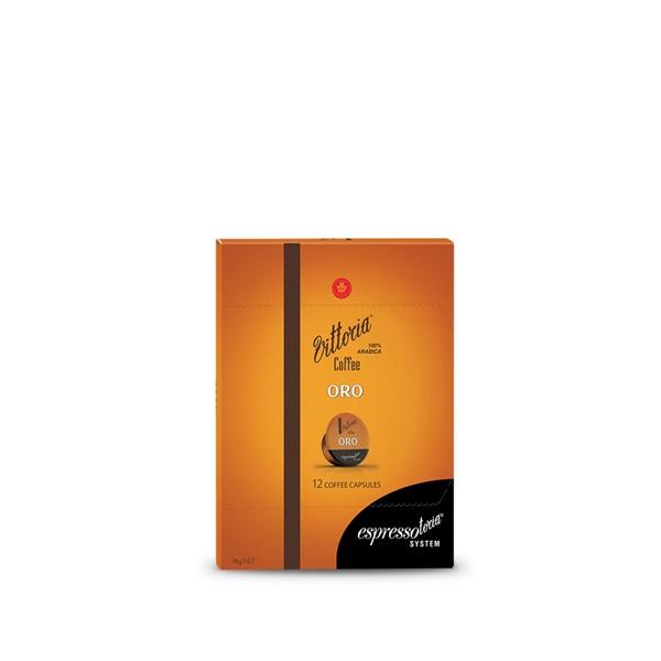 Oro Coffee Capsules Espressotoria