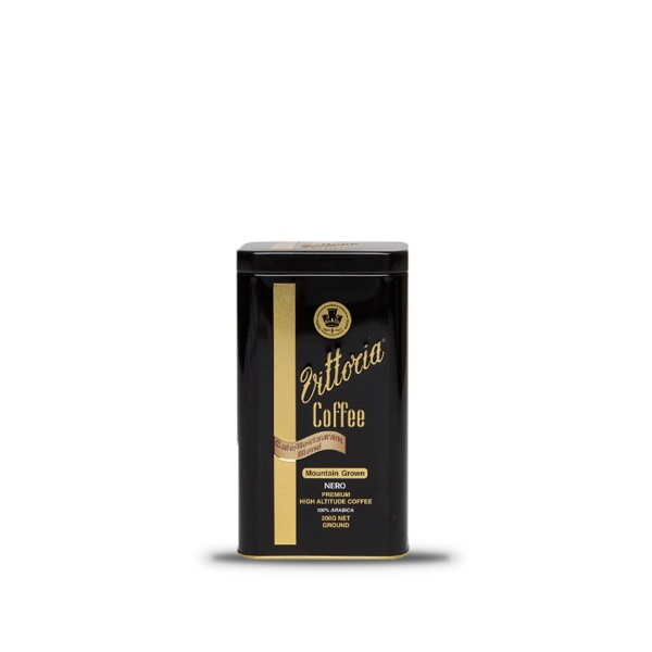 Mountain Grown Coffee Canister 200g