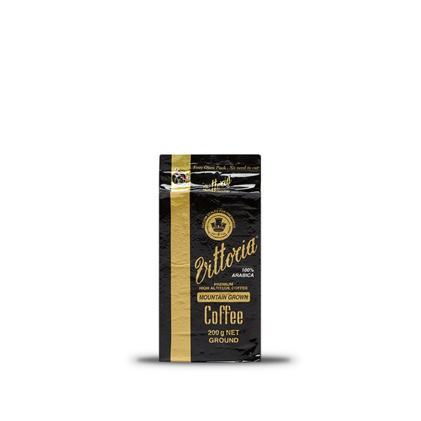 Mountain Grown Ground Coffee 200g