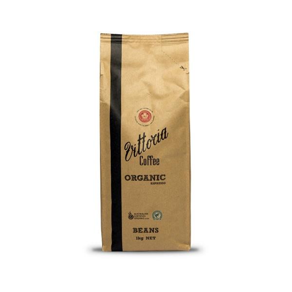 Organic Coffee Beans 1kg