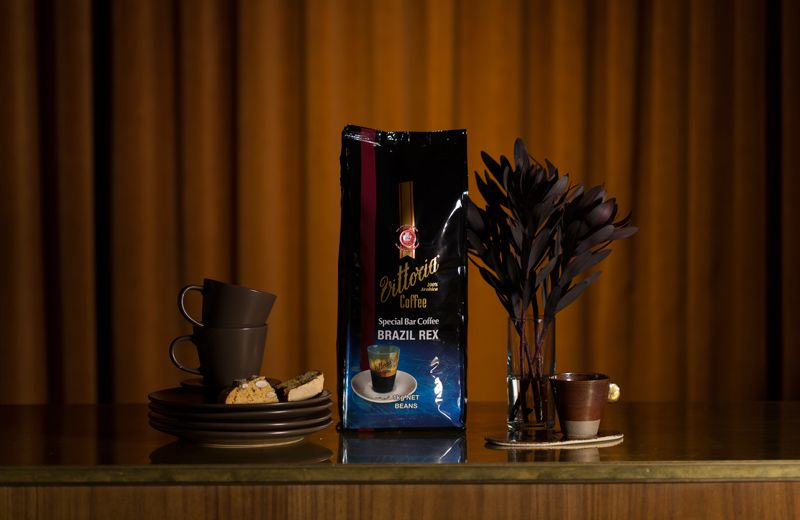 Vittoria Coffee Special Bar Blends Brazil