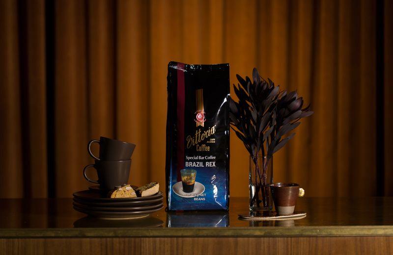 Vittoria Coffee Special Bar Blends Brazil