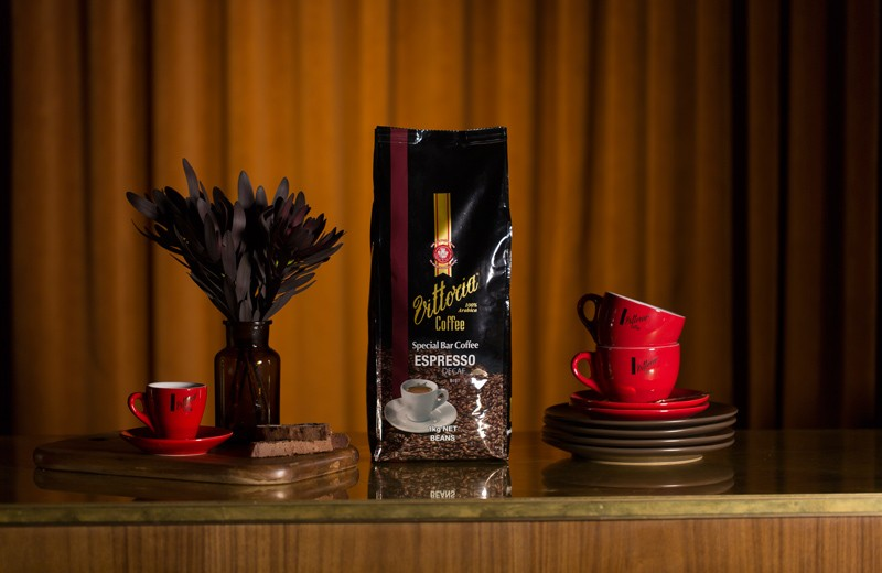 Vittoria Coffee Special Bar Blends Decaffeintated