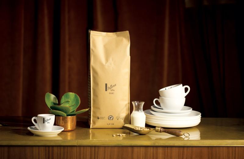 Vittoria Coffee Special Bar Blends Organic