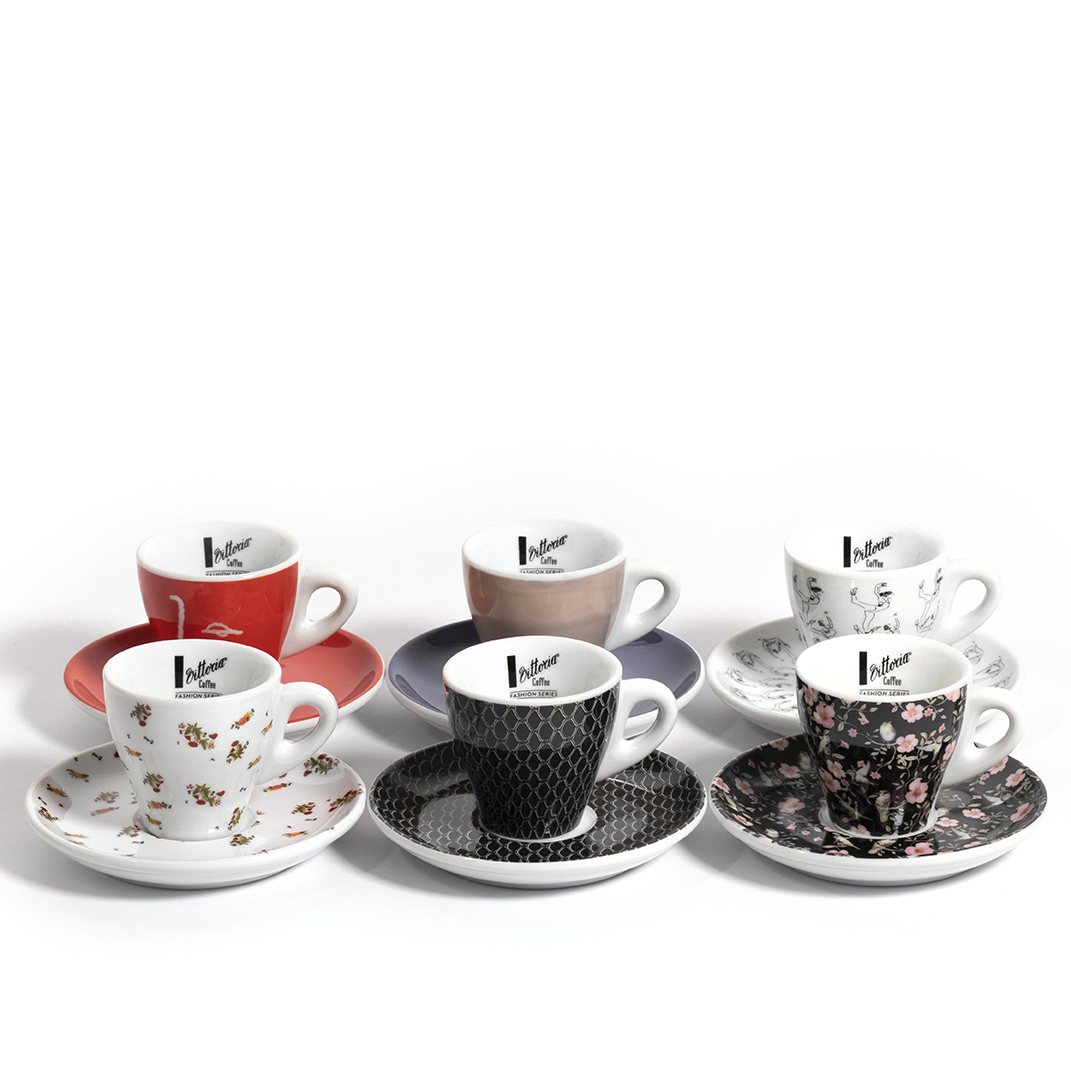 2019 Fashion Series Espresso Cup & Saucer Set