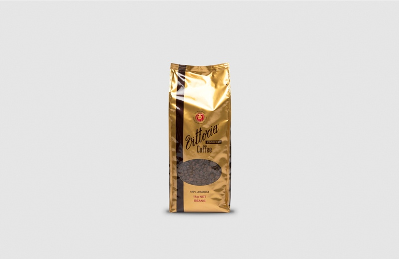 Vittoria Coffee Espresso coffee beans
